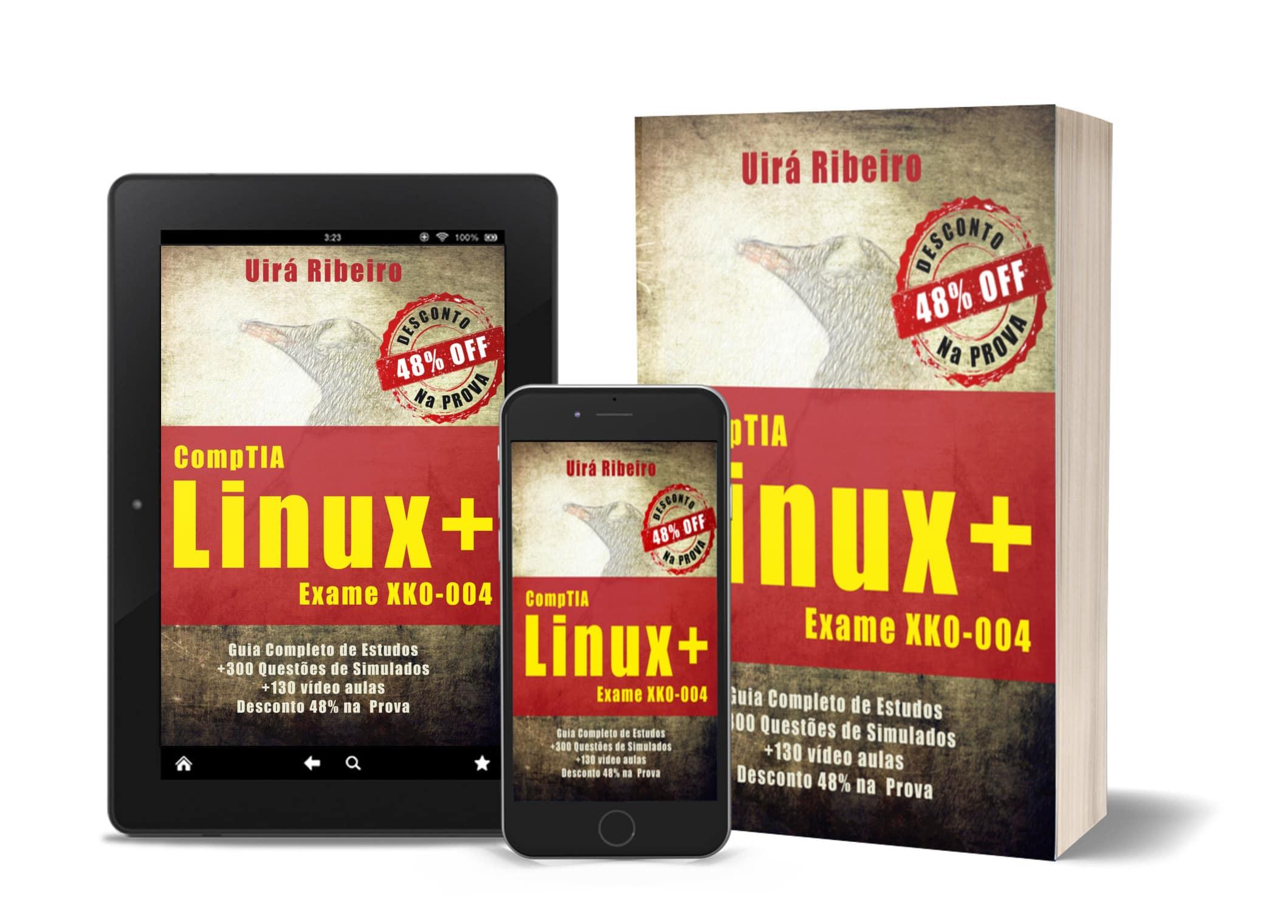 Livro CompTIa Linux XK0-004