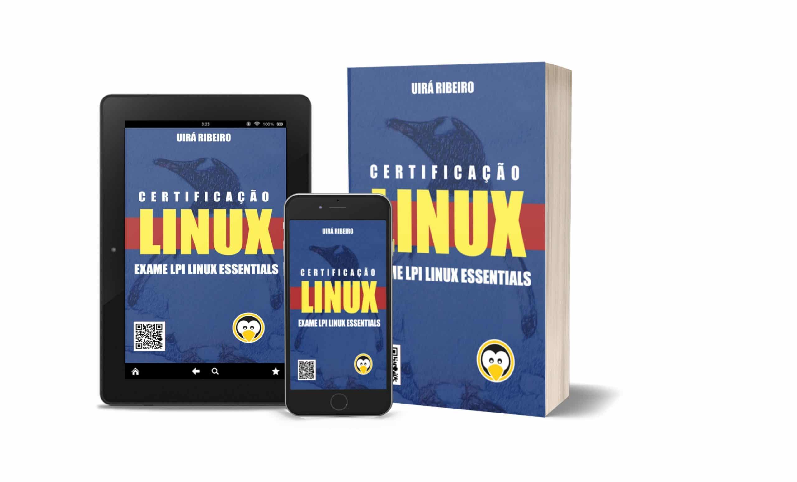 1586909486 Review do Livro Certificação Linux Essentials