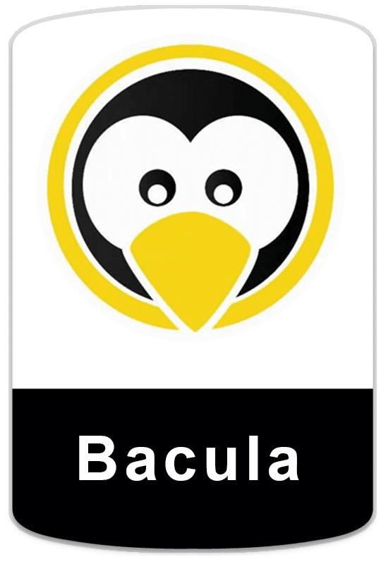 badge-linux-bacula Cursos