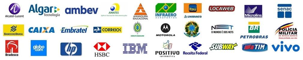 empresas-clientes Nossa Plataforma