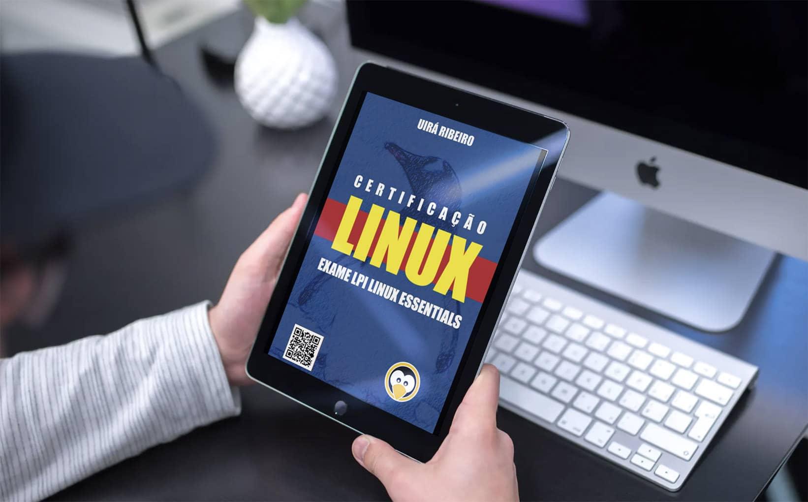 Livro Linux Essentials apenas 14,00