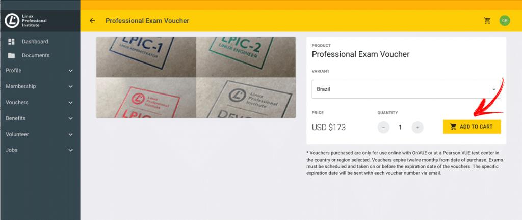 lpi-7-clique-em-add-to-cart-1024x433 Como Marcar sua Prova na LPI com Desconto